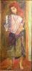 1957 - Ritratto di Anna Argano