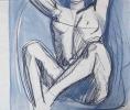 1960 - Studio di figura