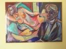 1994 - Il pittore e la modella